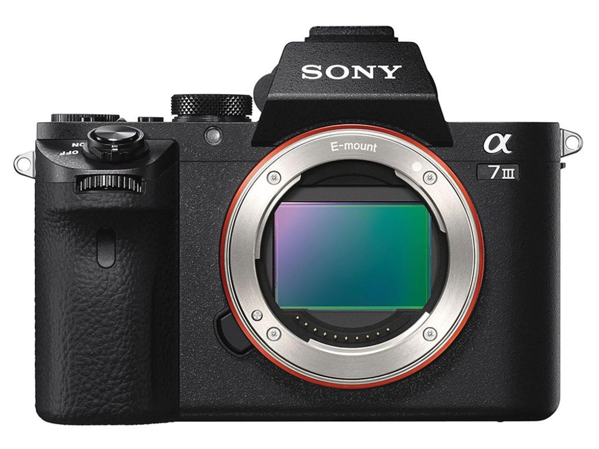 Sony Alpha A7 Iii Body Only A7iii Photoshack New Zealand