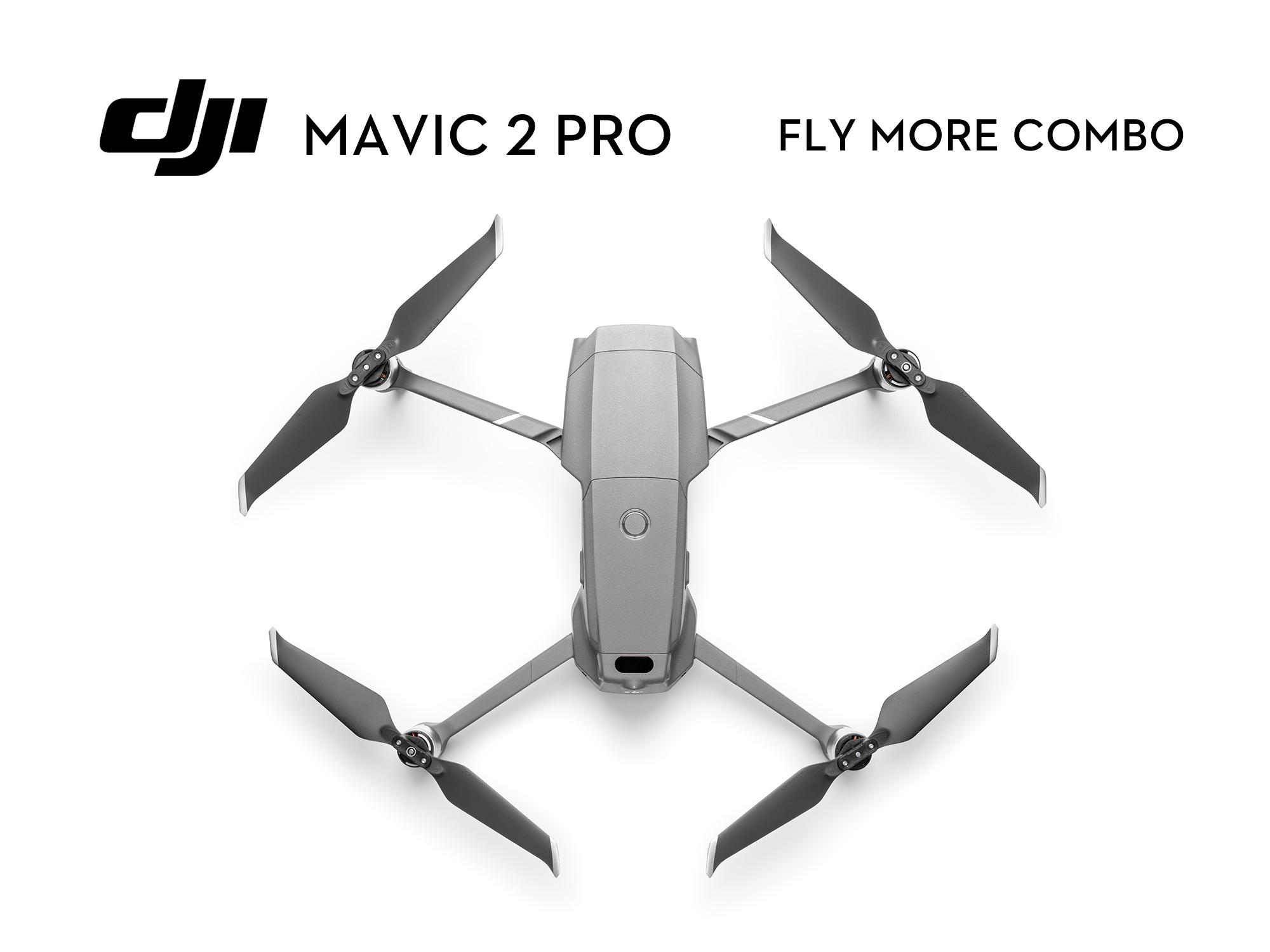 Dji Mavic 2 Pro Fly More Combo Djimavic2proflymore Photoshack