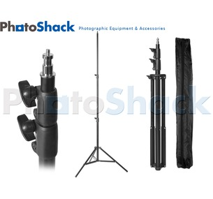 Light Stand 2m - Heavy Duty with carry bag
