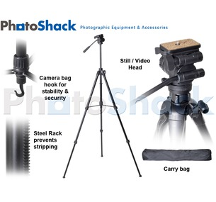 Video Tripod - AMAZING VALUE