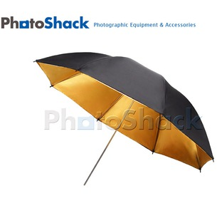 GOLD - UMBRELLAS FOR STUDIO LIGHTING
