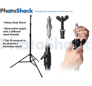 Light Stand Steel Heavy Duty