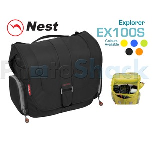 Camera Shoulder bag - NEST EXPLORER