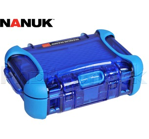 Nanuk Nano Hard Case Blue