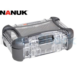 Nanuk Nano Hard Case Clear