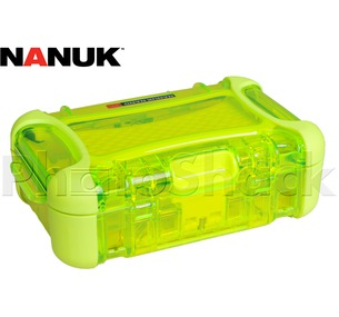 Nanuk Nano Hard Case Lime
