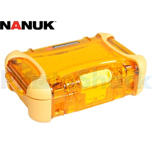 Nanuk Nano Hard Case Orange
