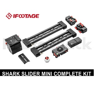 iFootage Shark Slider Mini Complete Kit
