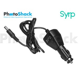 Syrp Car Charger for Genie