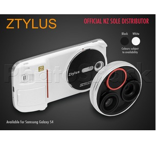 Ztylus Camera Lens Kit for Samsung Galaxy S4