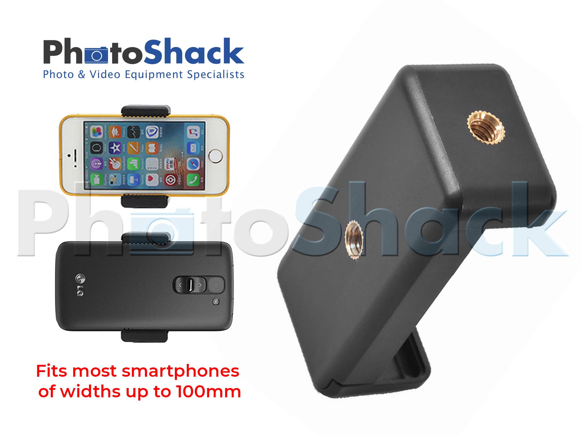 Mobile phone clip
