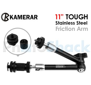 "11"" Tough Stainless Steel Friction Arm Kamerar"