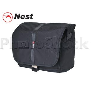 Shoulder Camera Bag - Nest Hiker 30 - Black