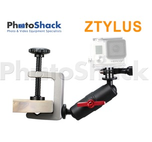 Ztylus Mighty Clamp Kit for GoPro