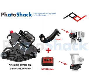 Peak Design CAPTURE CAMERA CLIP - POV set for GoPro etc