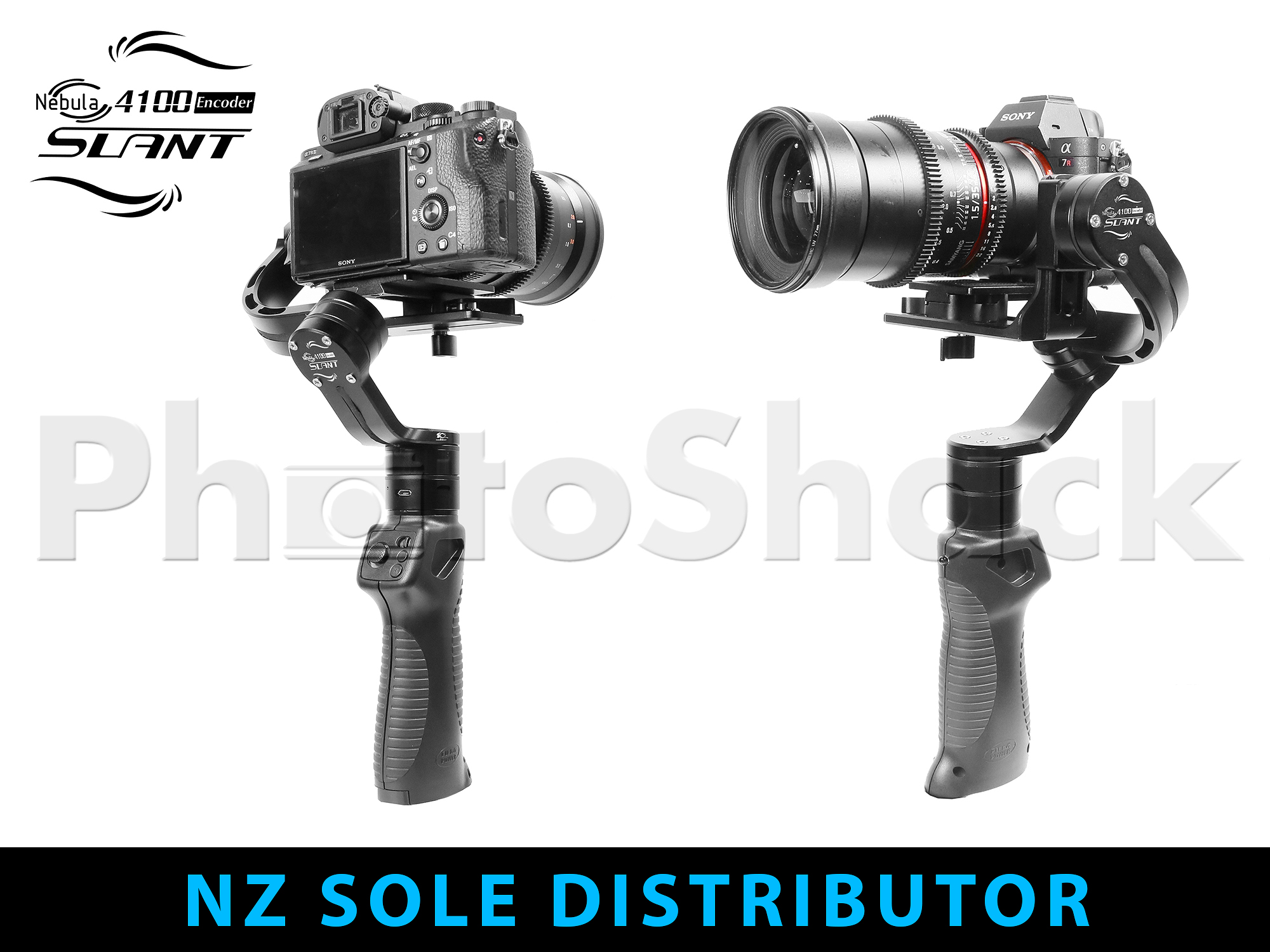 Nebula 4100 Slant 3-Axis Single Handheld Gimbal
