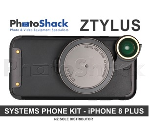 ZTYLUS Revolver Kit for iPhone 8 PLUS - Gunmetal
