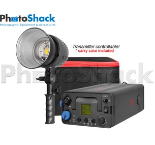 1200 Ws Portable Flash Kit - DCII-1200