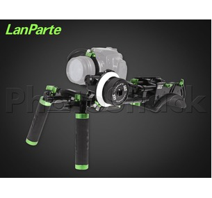 LanParte - Double Handle Shoulder Rig Kit