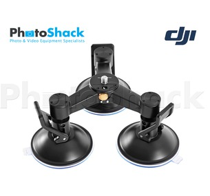 DJI Osmo Triple Suction Cup Base