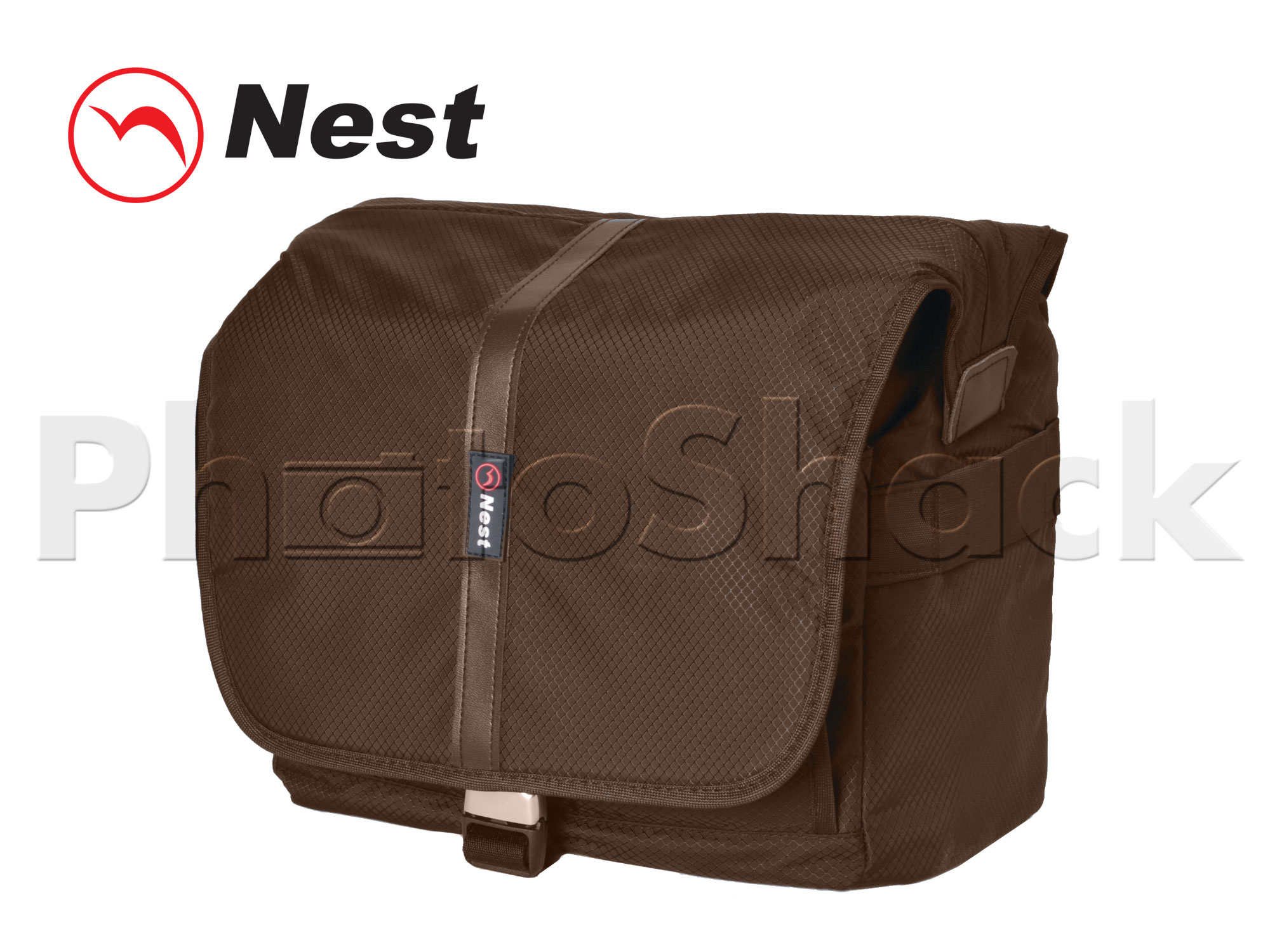 Shoulder Camera Bag - Nest Hiker 30 - Brown