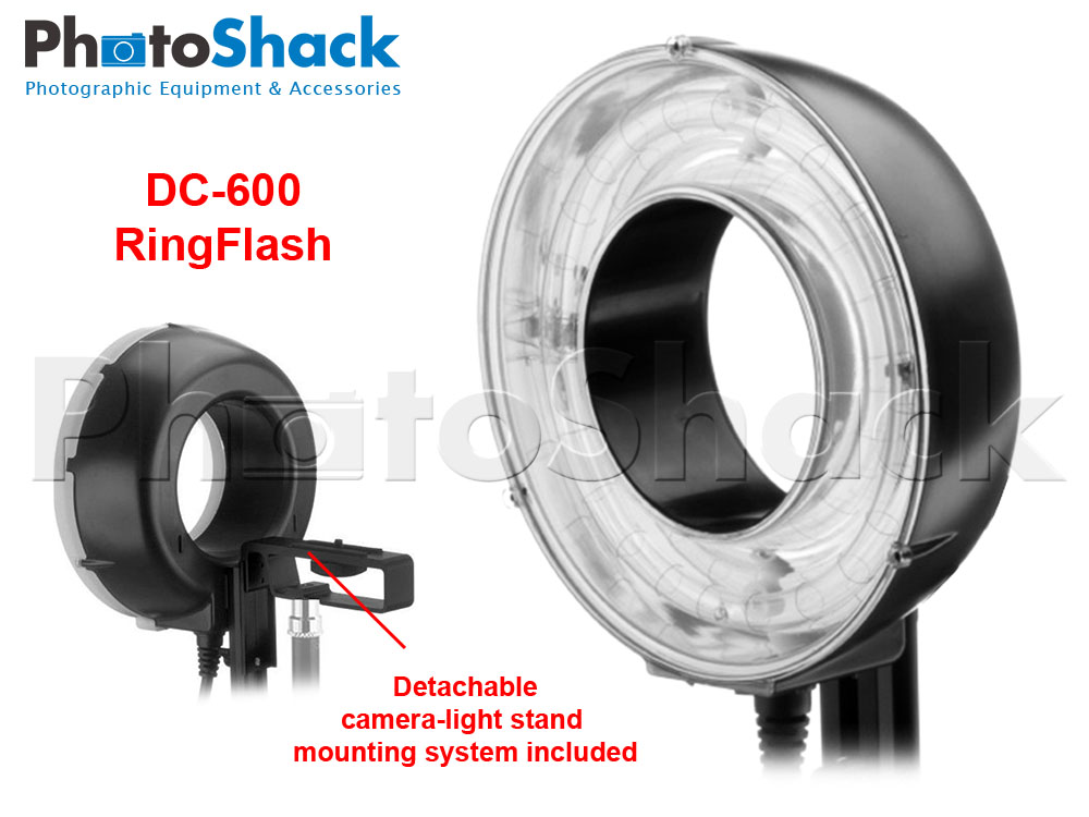 Ring Flash DC600