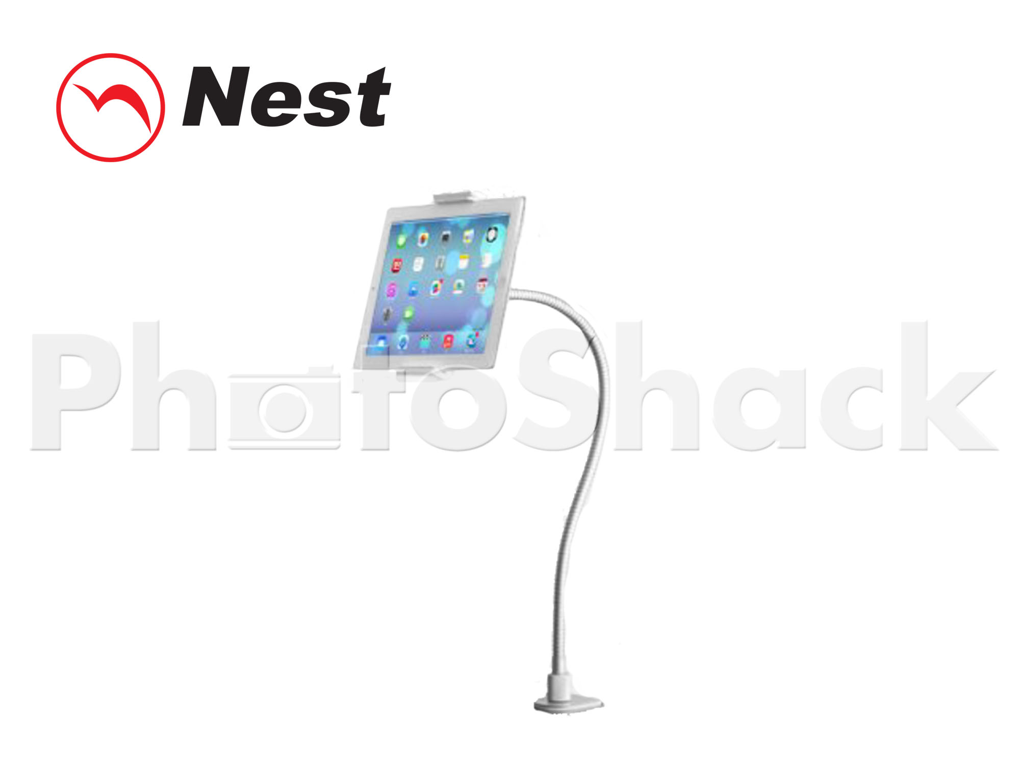 Phone & Tablet Clamp Holder NTC3 - SILVER