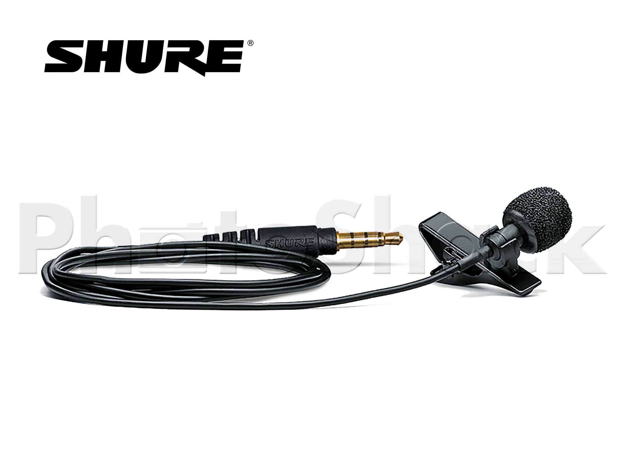 Shure Omnidirectional Lavalier Microphone