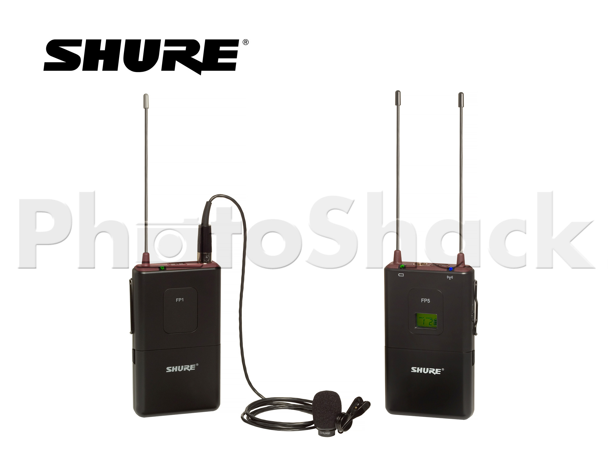 FP15/83 Lavalier Wireless System