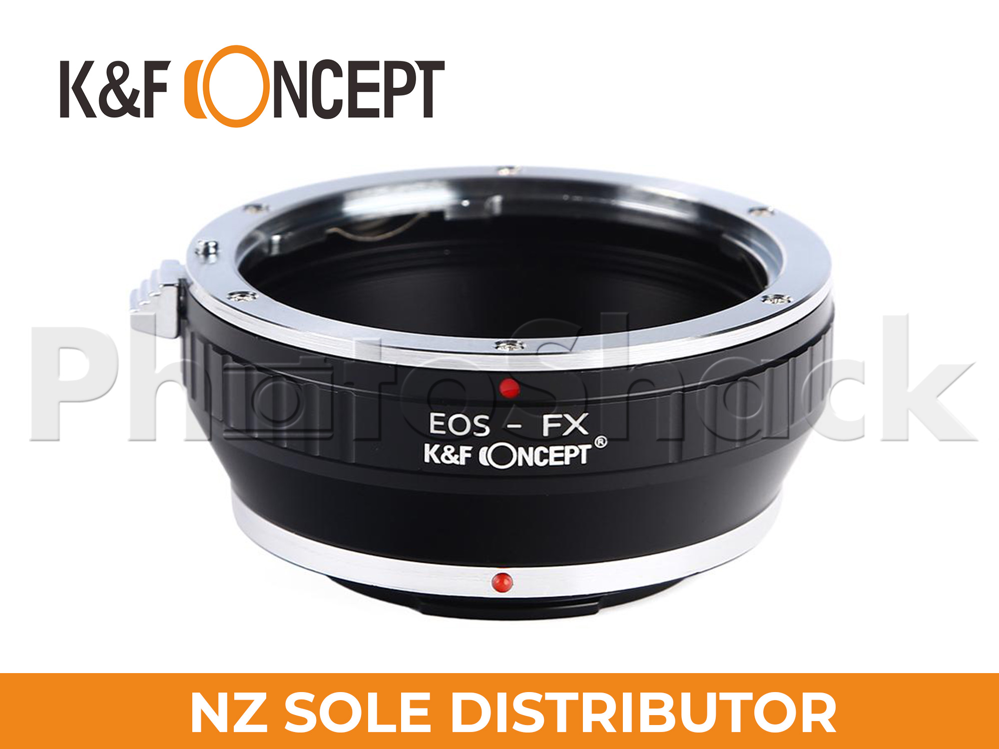 K&F Concept Canon EF Lenses to Fuji X Mount Camera Adapter