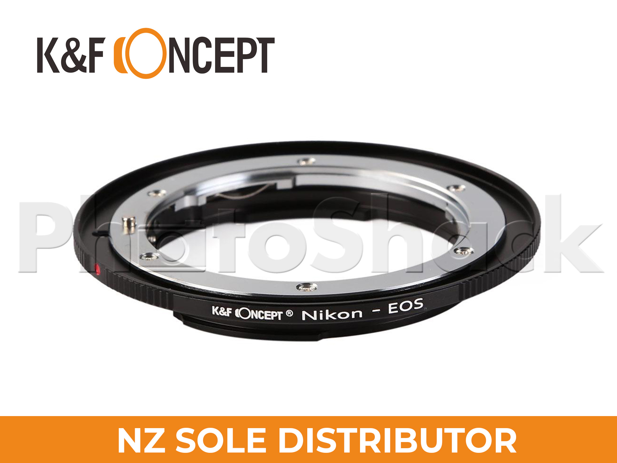 K&F Concept Nikon AI Lenses to Canon EOS Mount Camera Adapter