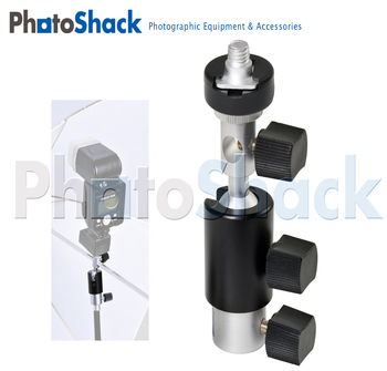 Flash & Umbrella Mount - Ball Head Multifunction