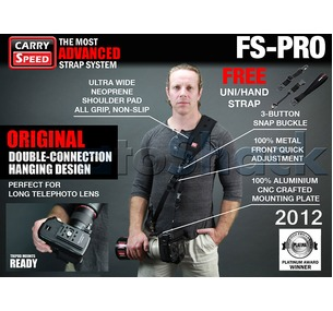 Carry Speed Pro Camera Strap FS-PRO