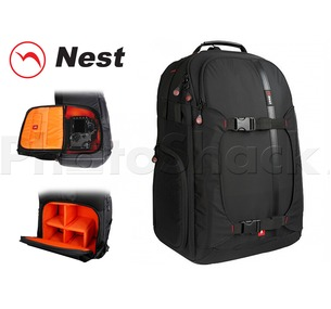 Camera Backpack - Nest Hiker 100 Bag - Black