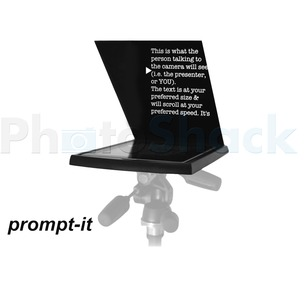 Teleprompter- Prompt it MAXI