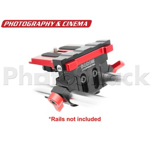 Dual Rod Mounting Plate - Kamerar MP-2