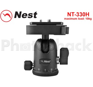 Nest Ball Head for Tripods - 10kg Load