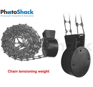 Metal Roller Chain- Metal chain and weight set
