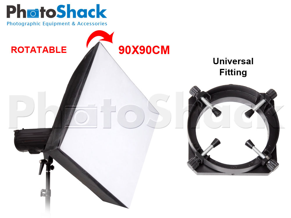 SOFTBOX for STUDIO LIGHT (Universal adapter)