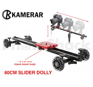 "Video Slider Dolly Mark II 23"" 60cm"