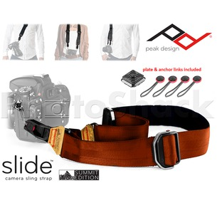 Camera Sling Strap - Slide - Peak Design Summit Edition Lassen