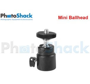Ball Head - Extra Small - 1kg Load