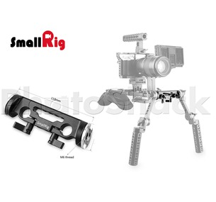 SmallRig 15mm Rod Clamp with ARRI Rosette Mount - 1898