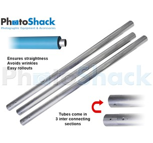 Background Roll Aluminium Tube