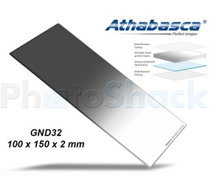 Athabasca Graduated Neutral Density - ND32 filter