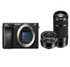 Sony Alpha a6300 16-50mm + 55-210mm Lens Kit