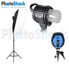 HL1000 Video Light with Softbox (x1)