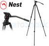 Nest Fluid Panning Head 28mm Tripod Kit with NT-720H