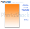 Gradated Paper Background Orange 100x80
