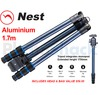 Nest 1.7m Aluminium Tripod 4 section